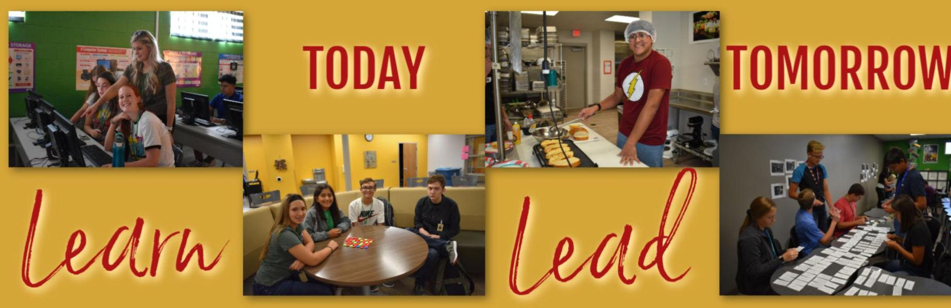 Learn Today-Lead Tomorrow