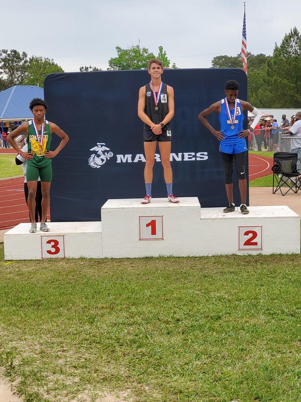 McComb High School Boys 4A Team takes home medals during State Track Meet 2021