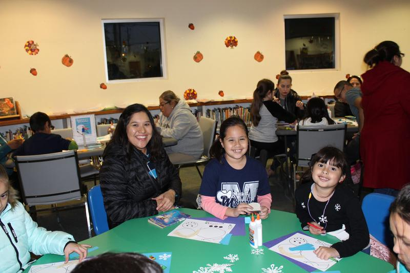 Midkiff Elementary Literacy Night at Speer Memorial Featured Photo