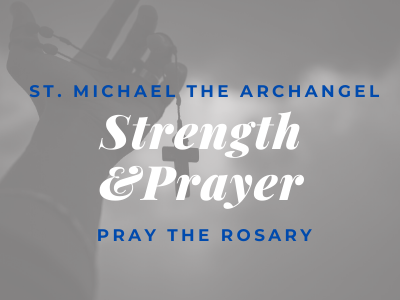 Pray the Rosary Featured Photo