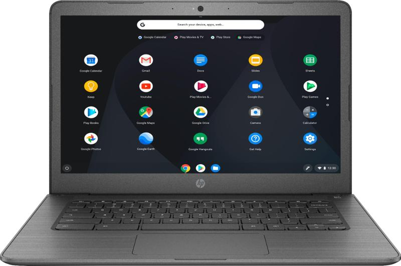 Chromebook Basics