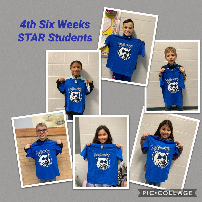 4th Six Weeks STAR Students 3rd - 5th Grade Featured Photo