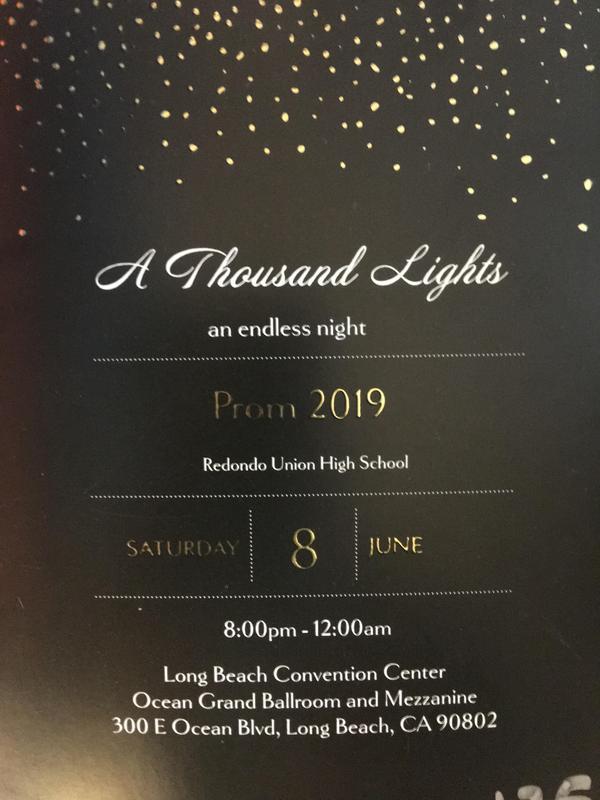 Prom- Saturday, June 8th Featured Photo