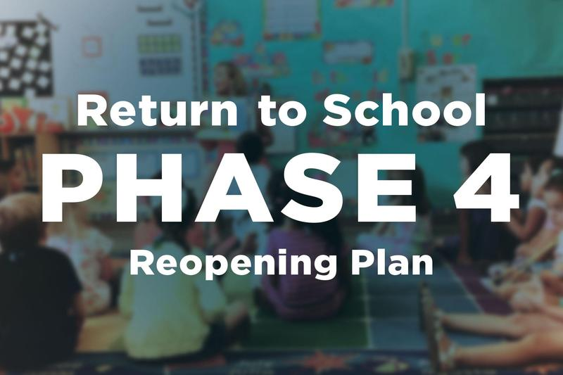 Learn about Phase 4 of FUESD Schools' reopening plan and how it will bring more students back to the classroom. Featured Photo