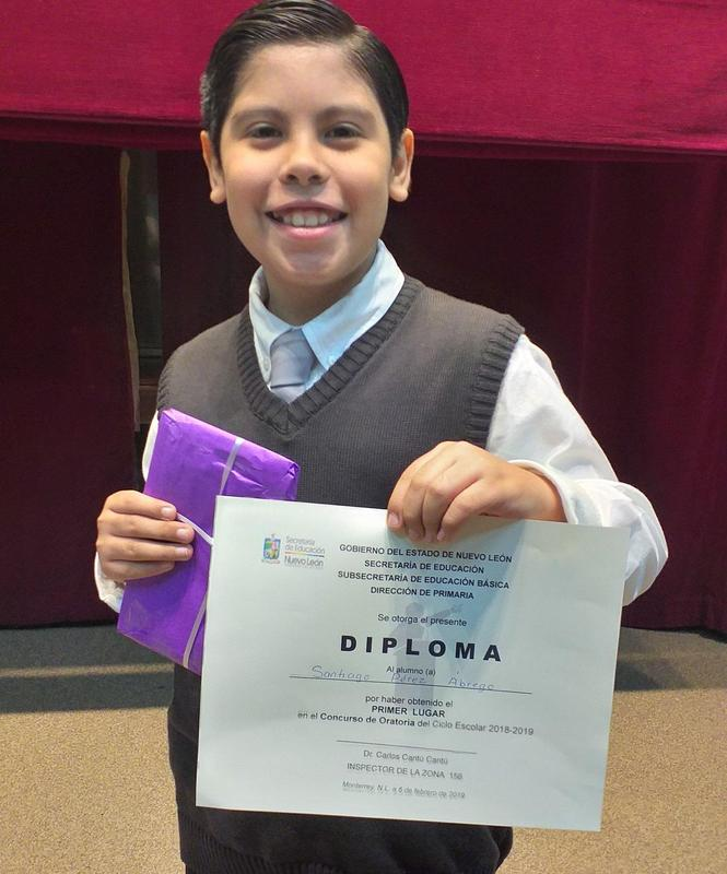 Concurso de Oratoria Nivel Primaria Featured Photo