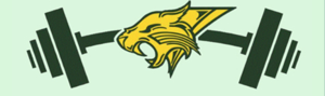 Bobcat Powerlifting Logo