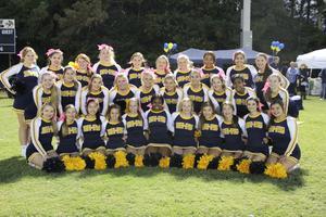 Buckhorn Cheerleaders