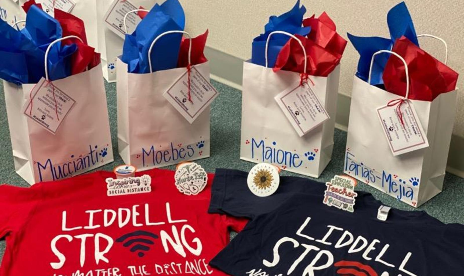 Liddell Strong Gift Bags