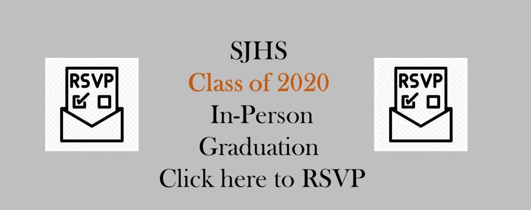 Class of 2020 RSVP