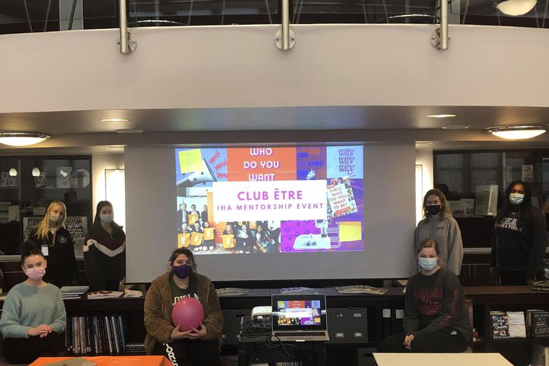 Club Être Hosts Mentoring + Networking Event Thumbnail Image