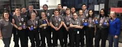 For the third consecutive year, Brewer High School Law Enforcement Club members will advance to state.
