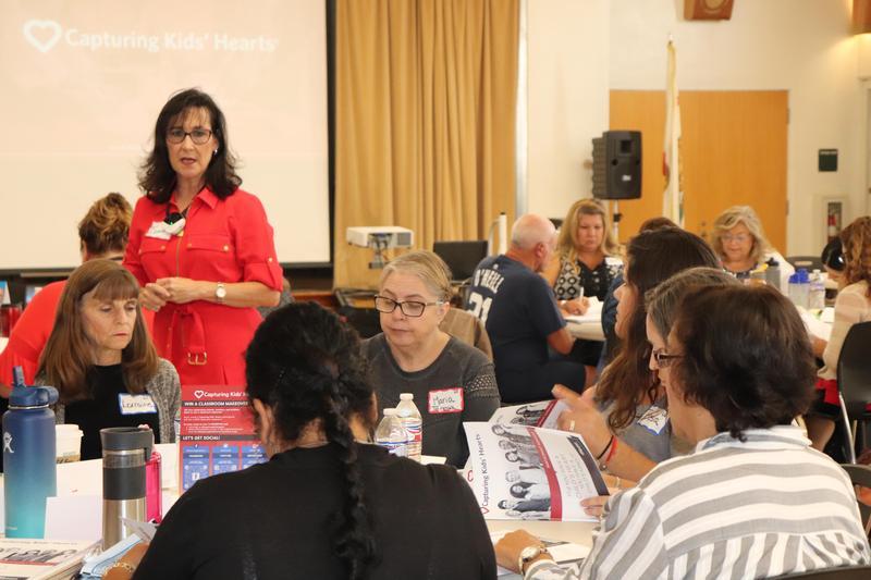 SWSD Teachers Participate In Capturing Kids' Hearts Professional Development Featured Photo