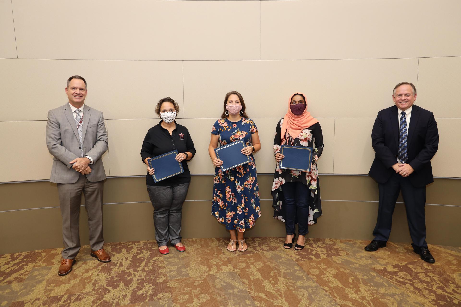 Shell Science Lab Regional Challenge winners