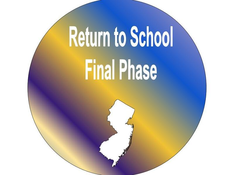 Return to School - Final Phase of Instruction Featured Photo