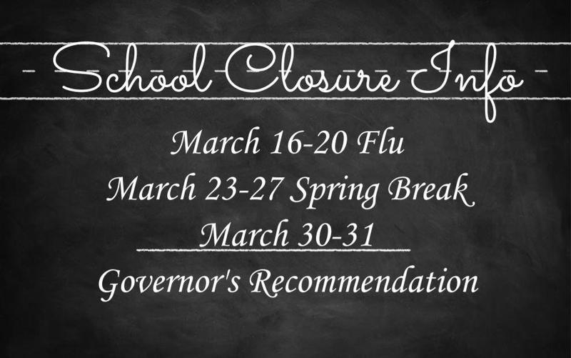School Closure Information Thumbnail Image