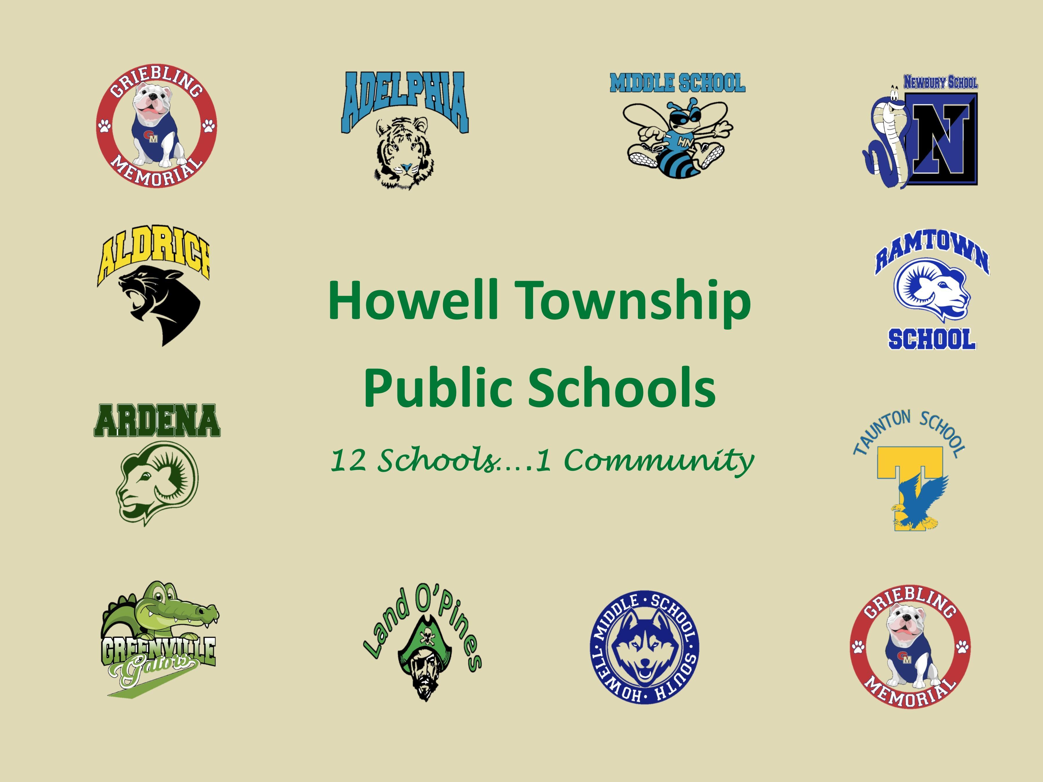 12 Schools, 1 District