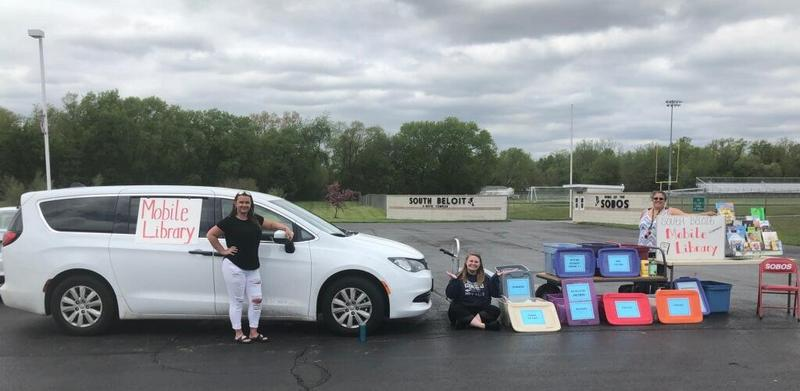 South Beloit Mobile Library Featured Photo