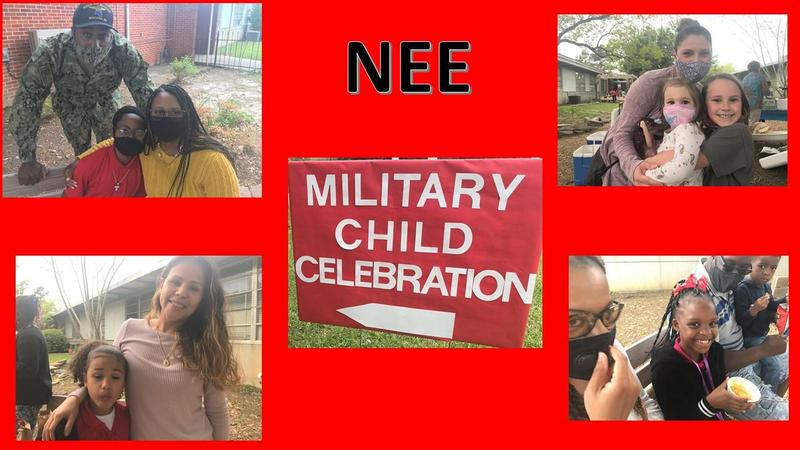 NEE Military Child Celebration