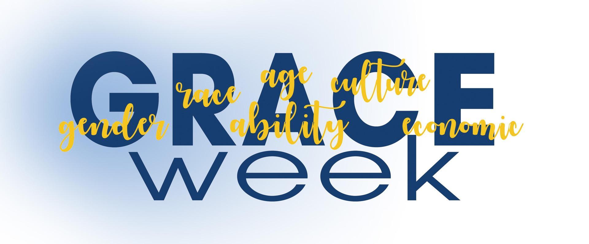 grace week logo