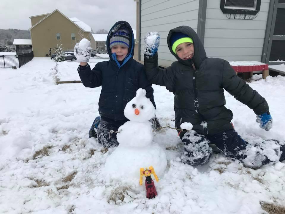 Snow day 2018