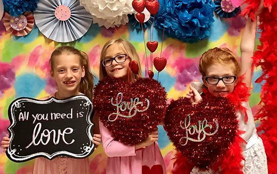 Valentine's Dances
