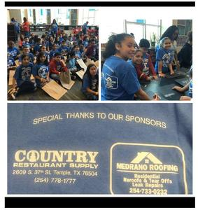 Pictures from Bluebonnet Club Event