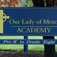 Our Lady of Mercy Gives Back with Books Thumbnail Image