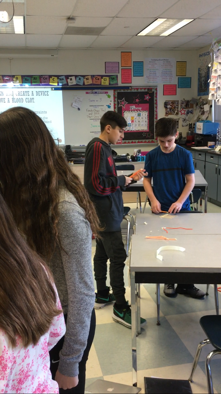 Figuring out DNA Strands