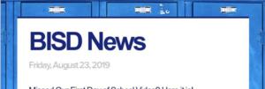 BISD News