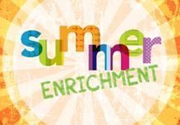 Summer Enrichment 2020 Featured Photo