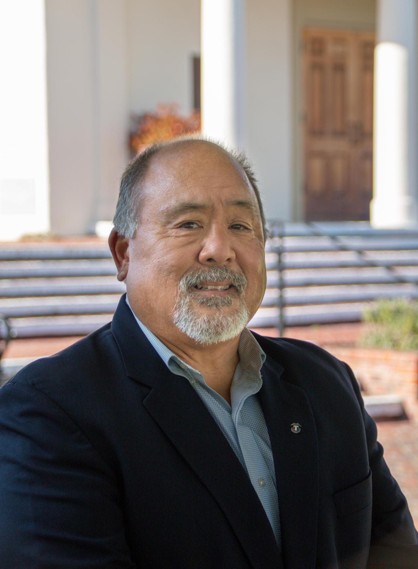 Board Member Jeff Uchida