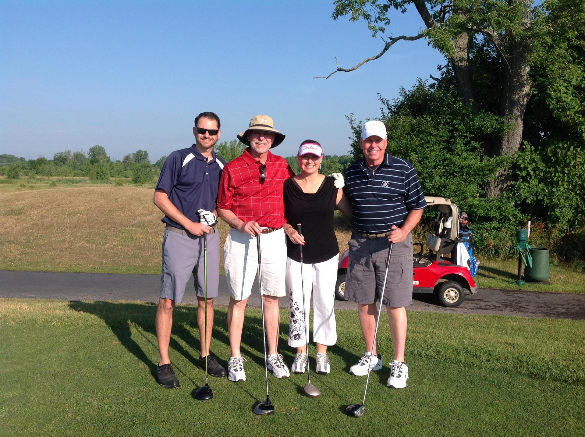 Events- 2018 Sister Maria Golf Tournament