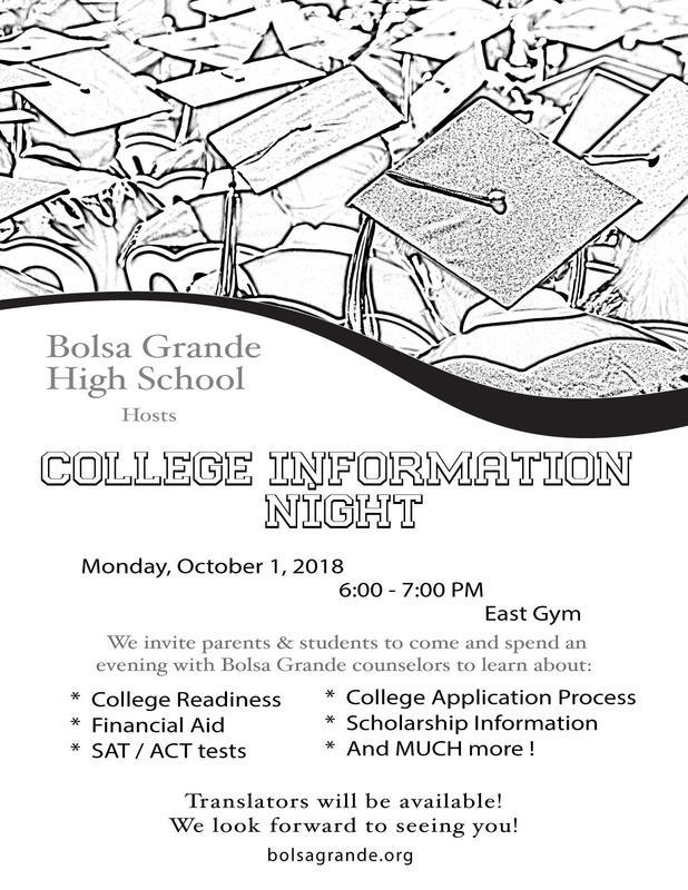 Bolsa Grande High School