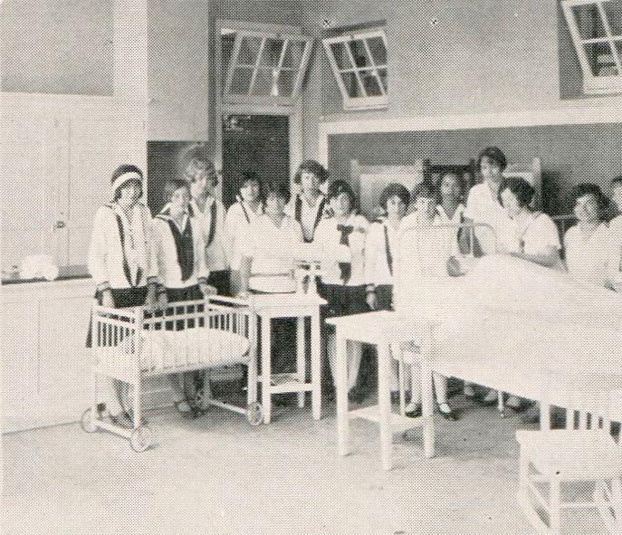 home nursing class