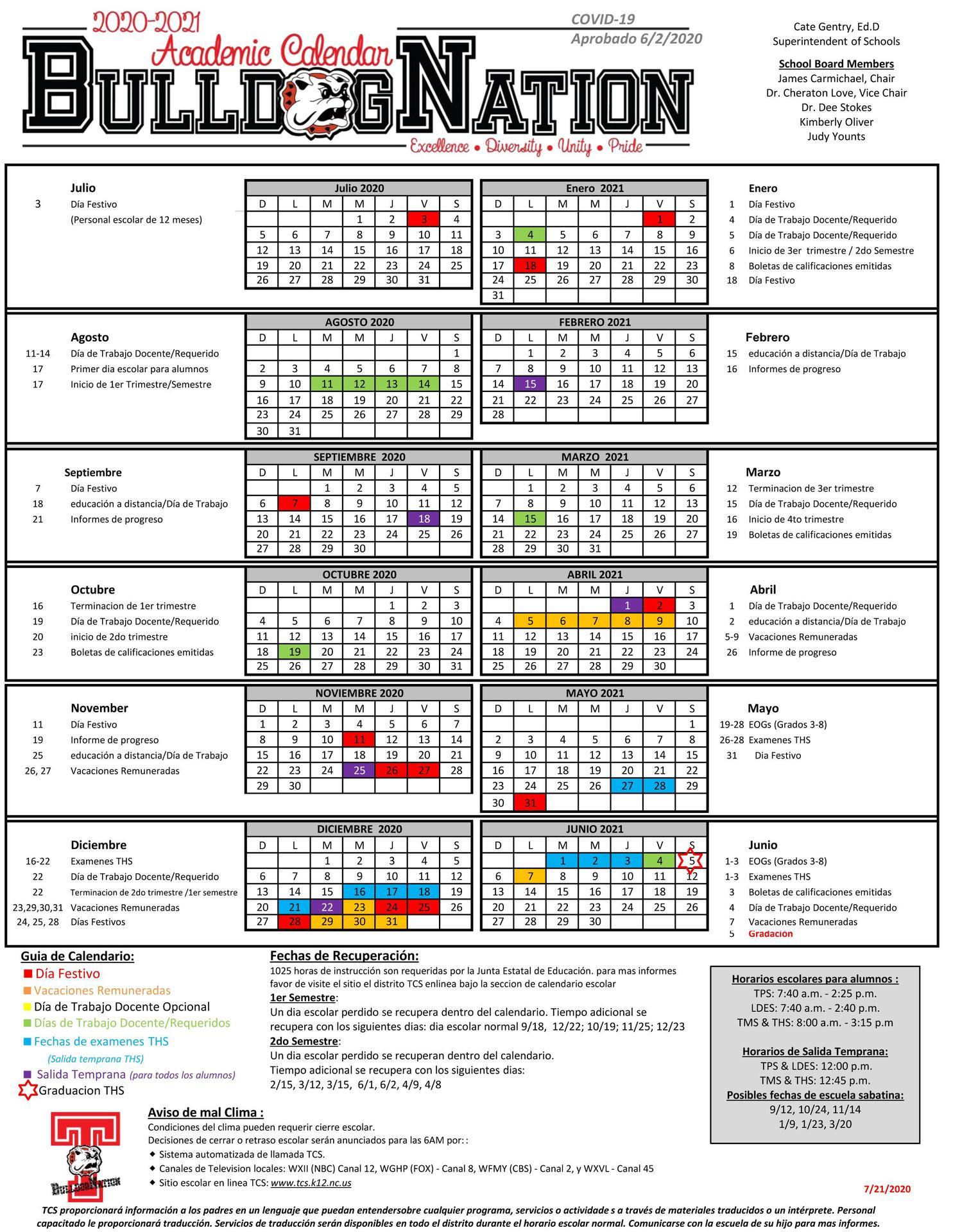 2020-21 calendar-spanish