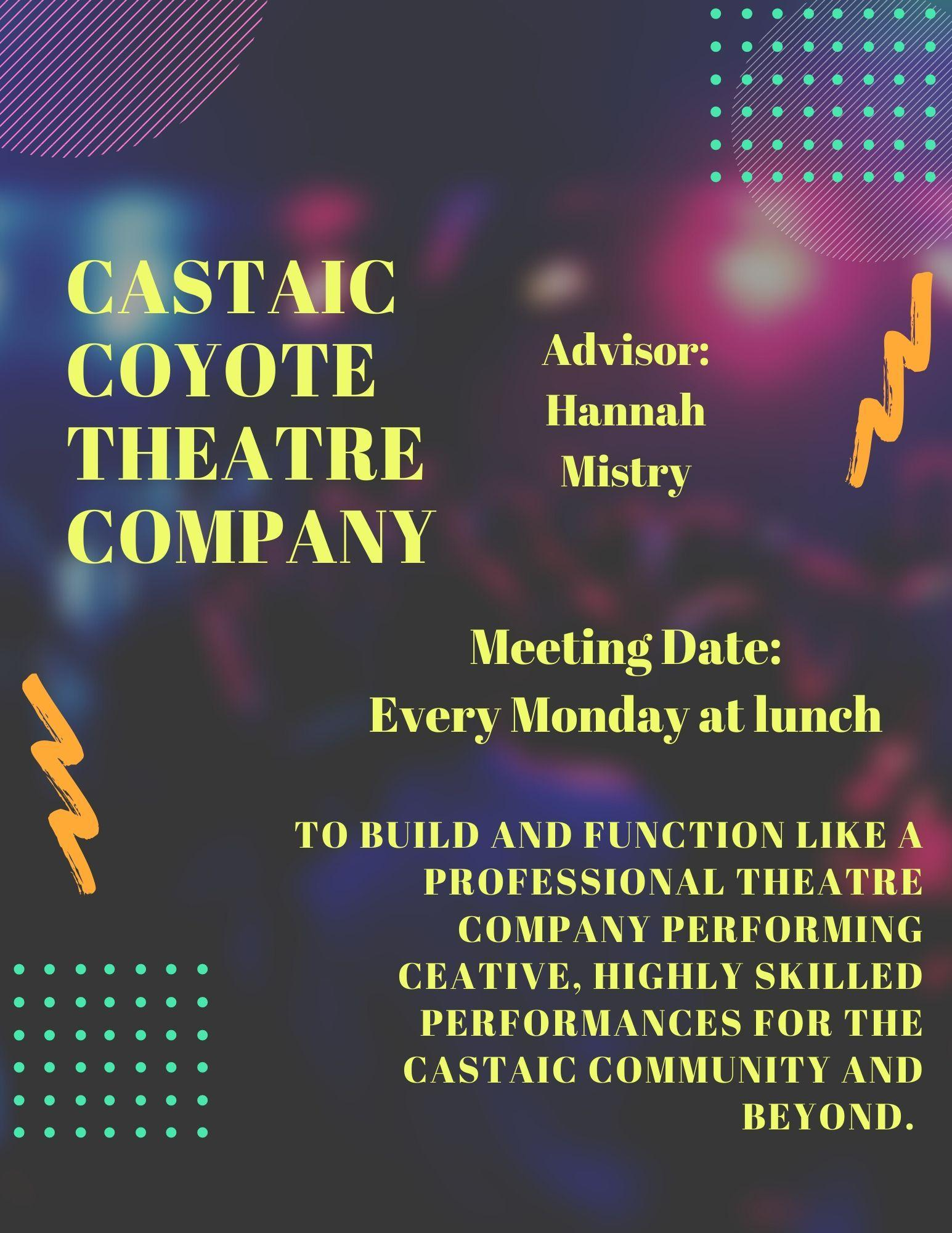 Castaic Coyote Theater Company