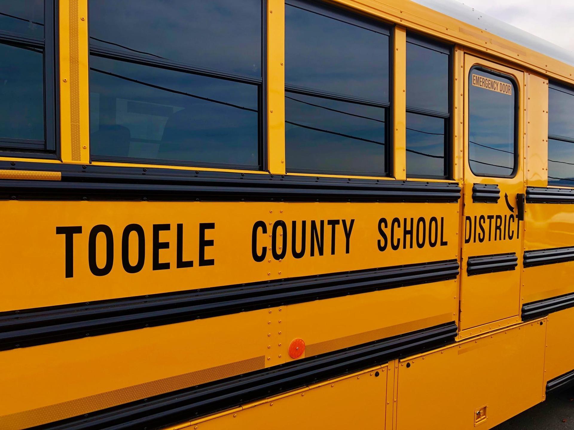 TCSD Bus