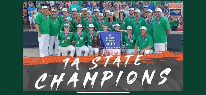 UCA Baseball Wins 1A State Championship Featured Photo