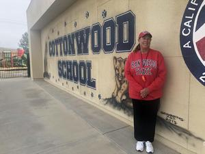 Faculty Focus Friday Cindy Harris from Cottonwood
