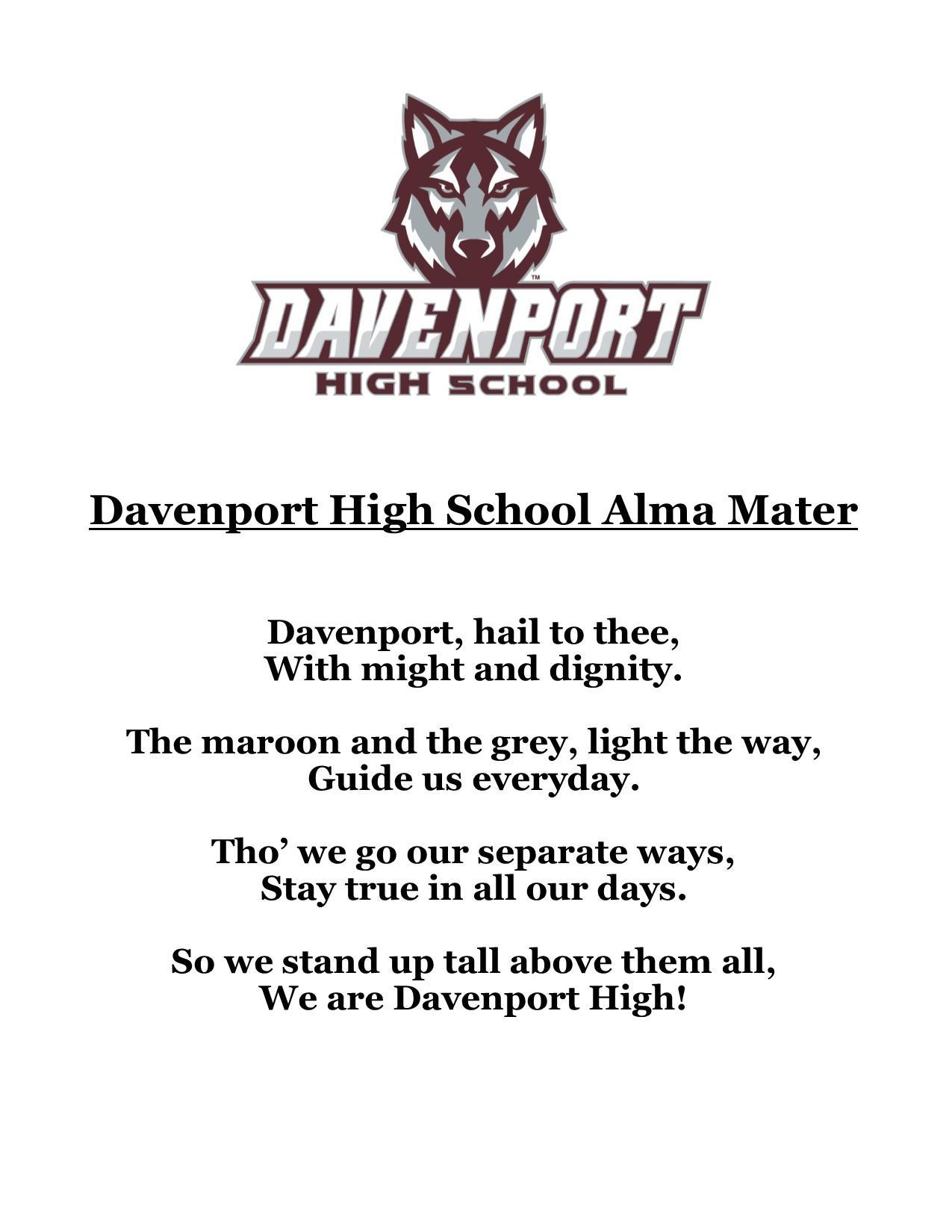 Alma Mater/Fight Song