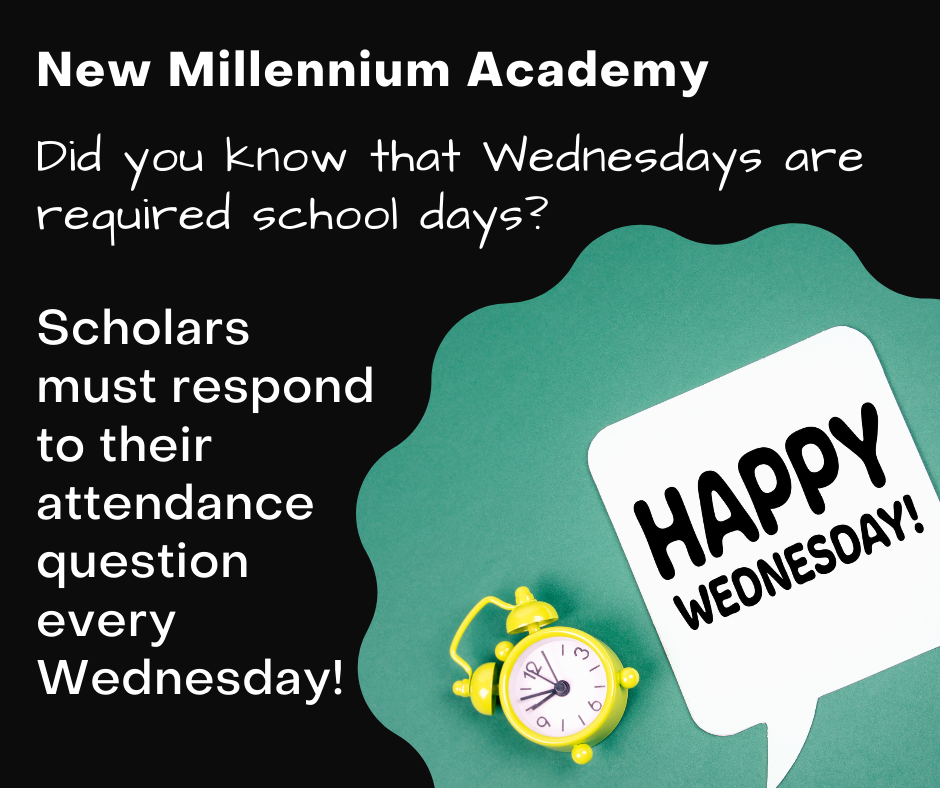 Wednesday Attendance