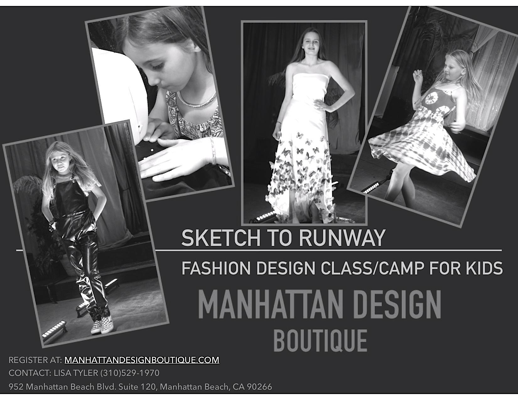 manhattan boutique design ad