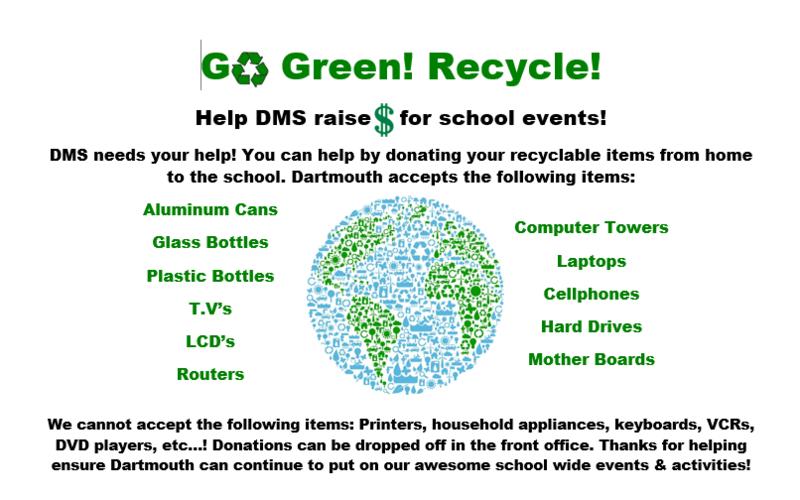 Dartmouth Recycling