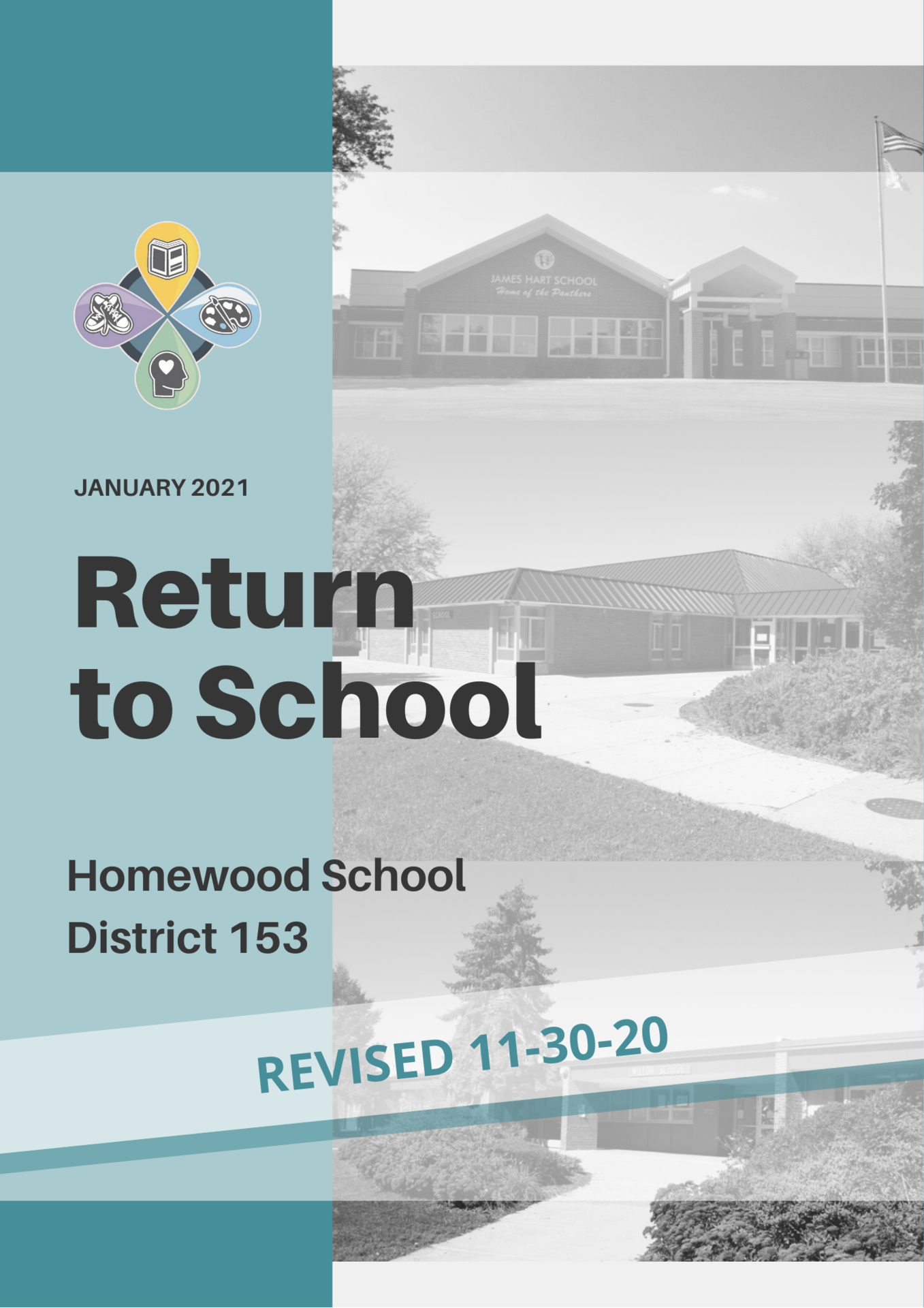 revised Return to school plan