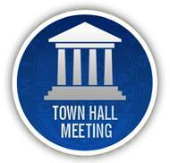 Virtual Town Hall Meetings on April 20 and 22 at 6:00 PM Featured Photo