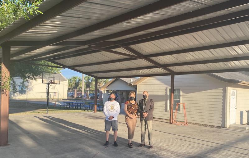 Rembrandt Elementary gets new pavilion / La Primaria Rembrandt recibe un nuevo pabellón Featured Photo