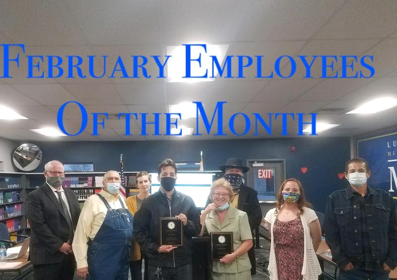 Marilyn Stafford and Alberto Rendon Named Employees of the Month Featured Photo