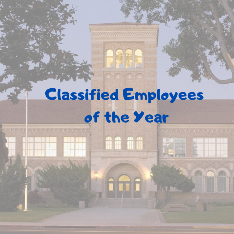 ESUSD Recognizes 2019-2020 Classified Employees of the Year Featured Photo