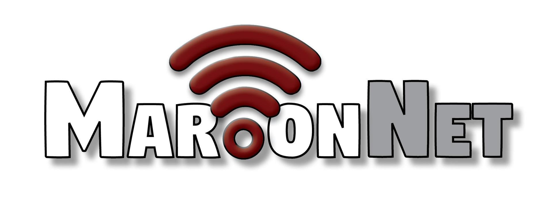 MaroonNet Logo