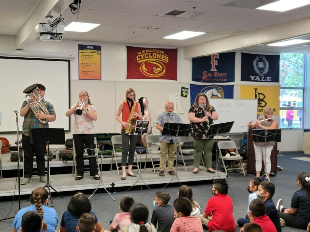 Music Assembly 3